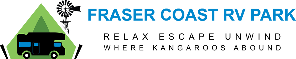 Fraser Coast RV Park Horizonal Logo